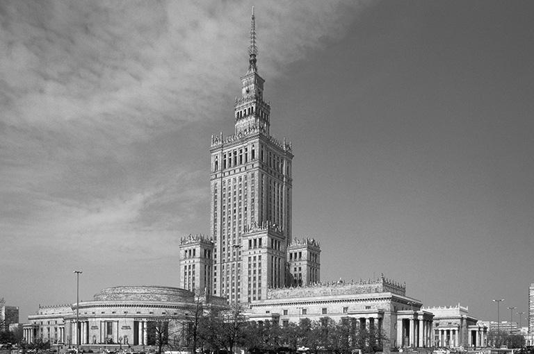 Pałac Kultury iNauki wWarszawie